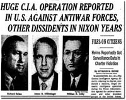 The CIA's Family Jewels.