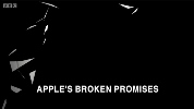 Apple's Broken Promises.
