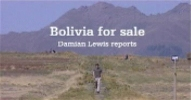 Bolivia for sale.