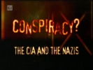 The CIA and the Nazis.