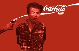 Mark Thomas on Coca-Cola.