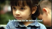 Is it better to be mixed race?