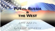 Putin, Russia and the West.