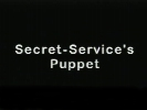 Secret Services Puppet.